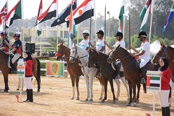 ATHLETES & Tent Pegging   Equestrian Federation of India